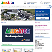 ALLIGATOR CS, s.r.o. (ref_alligator.jpg)